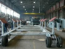 Hüdrauliliselt Tõstetav Paadiveo Treiler [Tagant
