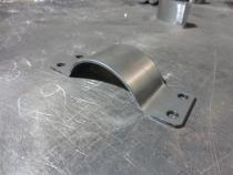 Pressitud klamber 60mm ümartorule.