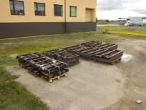 Ettevolditava rambi moodulid pakendatud transpordiks