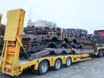 Raamid laetud koos iga raami jaoks valmistatud rampidega