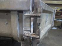 Taastatud alumiiniumist luugihing