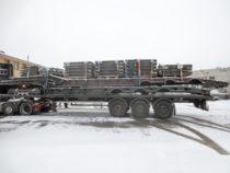 Laadung treilerite ja rampide raame