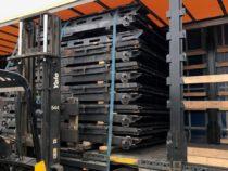 Pakk autoveo treileri siseraame