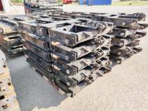 Laadung ettevolditavaid rampe
