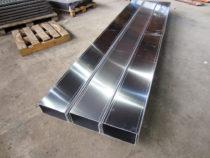 3m pikkused alumiinium lehed painutatud karpideks
