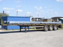 Täis 10 tonnine laadung ümartorusid