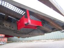 Mehaaniline tagumine tugijalg