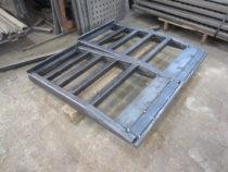 Kaelarampide metallkonstruktsioonid