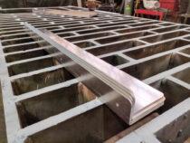 Alumiiniumist kinnitusliistud